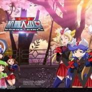 アクセスブライト、東映アニメと共同展開する中国市場向けスマホゲーム『ロボットガールズ Z』のiOS版を配信開始