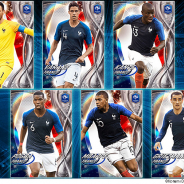 KONAMI、『ワールドサッカーコレクションS』で新レアリティカード「UNIVERSE」を追加! 戦略の幅が広がる「ユニークスキル」新登場