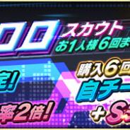 KONAMI、『プロ野球スピリッツA』で1回100エナジーの「5連シンクロスカウト」開催! 購入6回目は自チーム選手確定+Sランク確率2倍!