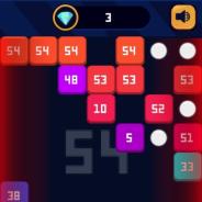 ワーカービー、「Yahoo!ゲーム かんたんゲーム」にてアクションパズルゲーム『数字のブロック崩し』を配信!