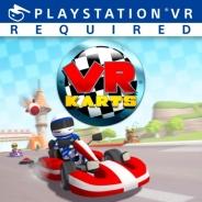 【PSVR】英Viewpoint Games、武器での妨害も可能なレースゲーム『VR Karts』をリリース