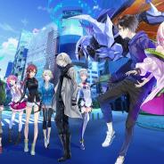 バンナム、『レイヤードストーリーズ ゼロ』に新ACT「アクア(CV:井口裕香)」が登場 レイドバトル「プルメリア」も開催