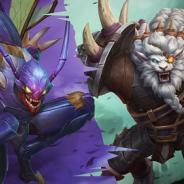 ライアットゲームズ、『LoL:ワイルドリフト』で新チャンピオン「孤高のハンター レンガー」「ヴォイドの捕食者 カ=ジックス」実装!