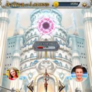スーパーアプリ、剣の連射でモンスターを倒すアクションRPG『Arthur of Legend』をFacebookインスタントゲームで全世界配信