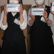 IGG、25万枚のマスクを月内に全国の老人福祉施設や関連施設に寄付