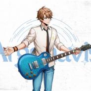 ブシロード、『ARGONAVIS from BanG Dream!』の五稜結人シグネチャーギターをリリース! エピフォンブランドより