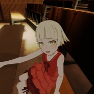 【PS VR】カヤック、『傷物語VR』を7月12日に無料で配信 忍と2人で思い出を振り返る