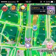 スクエニ、位置情報RPG『ぐるモン』でイベント「ぐるモンin全国1万駅」開始…新宿や渋谷、池袋など全国1万の駅にぐるモンが大発生