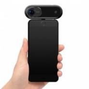 360°カメラ「Insta 360 ONE」発売 4K動画、6軸手ブレ補正搭載 自撮り棒消去、バレットタイム機能も