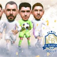 セガ、『サカつくRTW』でフィーゴやベンゼマ、アザールなど「エル・ブランコ」の人気選手を集めた「エル・ブランコスカウト」を開催!