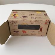 可愛くてお子様も使える1眼型のハコスコが発売中 国立科学博物館バーチャルツアー「おウチで科博ハコスコ」