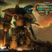 【レビュー】ハイクオリティなグラフィックスが魅力の『Warhammer 40,000:Freeblade』を紹介 タップ操作で楽しめるロボットアクションゲーム