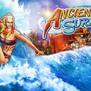 SummerTimeStudio、『Ancient Surfer 2』のiOS版を配信開始 トリック解放の鍵、ボードと水着、ネックレスの組み合わせは30,000通り以上!