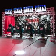 タイトー、SME、ハシラス、VRアトラクション『キャプテン翼』と『進撃の巨人』のロケテを東京と大阪で開催