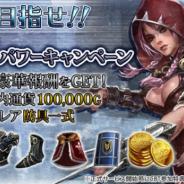 DMI、『Kings of Sanctuary』Android版クローズドβテストの参加応募者数が日本と韓国で5万人を突破 「目指せ!!1憶パワーキャンペーン」を開催