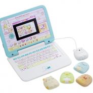 セガトイズ、「すみっコぐらし」初のプログラミングが学べるパソコントイ『マウスできせかえ!すみっコぐらしパソコン』を10月31日に発売!