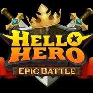 韓国Fincon、全世界累計2000万DLの王道ファンタジーRPG『Hello Hero』の続編『Hello Hero: Epic Battle』を19年春に日本で配信決定!
