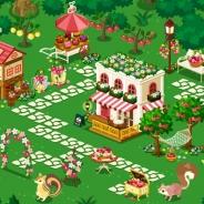 グリー、『ハコニワ ふしぎな手紙とどうぶつ島』で限定イベント「リスさんとさくらんぼ収穫祭」を開催…新たにユーザー協力型の連動企画も実施