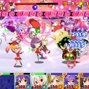 SNKプレイモア、『大進撃RPG!シスタークエスト』でサンタコスプレの「シフォン」と「レイジー」とデートする「HAPPY!クリスマスデート」を開催