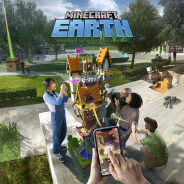 『Minecraft Earth』のAndroid向けベータ版が今週公開予定 GooglePlayで事前登録も受付中