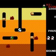 mediba、「au スマートパスプレミアム クラシックゲーム」に『ディグダグ』『スーパーチャイニーズワールド 3』などを追加