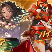 DMM GAMES、ミリタリーテイストRPG『女神にキスを!~Goddess Kiss~』でアプリ版リリース後初の新キャラ「シルビア」が登場!