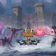 ゲームロフト、『ダーククエスト5』で新機能「アジト」や新エリア「氷の要塞」の追加を含む大型アップデートを実施