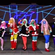 「VR ZONE SHINJUKU」に『異色肌ギャル』が登場 カラフルでヘルシーなコラボパンケーキも販売