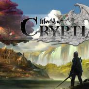 GIANTY、本格ファンタジーRPG「World of Cryptia」で新機能追加のアップデートを実施
