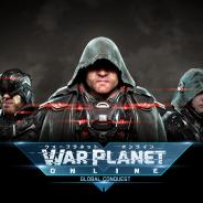 ゲームロフト、『ウォープラネット オンライン:Global Conquest』最新アップデートを実施!