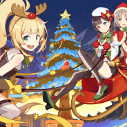 スクエニ、『交響性ミリオンアーサー』でクリスマスイベントを21日より開催! キュートなクリスマス衣装のモードレッド&ガレスが限定ガチャに登場