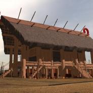 """ジーン、ARを使って""""唐古・鍵遺跡史跡公園""""を楽しむアプリ『AR唐古・鍵遺跡 ~よみがえる弥生のムラ~』をリリース"""