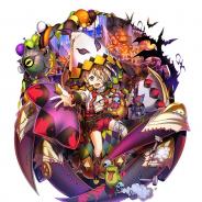 DeNA、『メギド72』で期間限定魔宝石セットを販売!! 「バエル」などのハロウィン衣装がついてくる