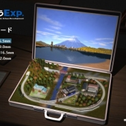 【プレステカンファレンス】アートディングの『A列車で行こうExp.』が発表 VR対応で鉄道模型モードを体感