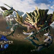 カプコン、シリーズ最新作『モンスターハンターライズ』が本日発売開始! 縦横無尽に翔ける、新たな狩りがはじまる