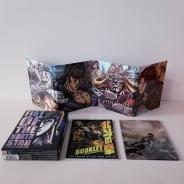 コーエーテクモ、『真・北斗無双』の公式Twitterで2月26日発売予定の「「真救世主伝説 北斗の拳」Blu-ray BOX」のプレゼントキャンペーンを実施