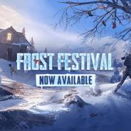 PUBG、『PUBG MOBILE』でCLASSICモードで新たに「Frost Festival」が登場! アイテムを使うことで雪だるまや氷像を作れる!