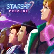 Voltage Entertainment USA、完全オリジナルの英語版恋愛ドラマアプリ『Starship Promise(スターシップ プロミス)』を配信開始