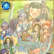 コパン、泣けるパズルゲーム『古の女神と宝石の射手』で2周年記念イベントを開催 期間中で最大350水晶が貰える