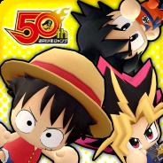 KONAMI、週刊少年ジャンプ創刊50周年を記念した新作モバイルゲーム『週刊少年ジャンプ 実況ジャンジャンスタジアム』を配信開始!