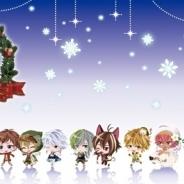 ジークレスト、『夢王国と眠れる100人の王子様』のオフラインイベント「クリスマスパーティー」の一般チケット販売を開始!