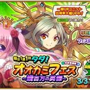 ヤマハミュージックメディアとCLINKS、『オオカミ姫』で100万DL突破を記念したキャンペーンを開催
