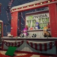 NVIDIA、VR Funhouse 冬バージョンのMODを発表