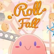 【TGS2014】DICO、カジュアルパズルゲーム『RollFall』をビジネスディに出展…先着順で特製Tシャツやオリジナルトートバッグをプレゼント