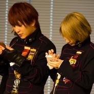 人気バンド「SEKAI NO OWARI」メンバーが『LINE ポコパン』でファンとガチンコ対決!