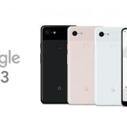 Google、新型スマートフォン「Google Pixel 3」を11月1日から国内で販売開始 15分の充電で最長7時間の使用も