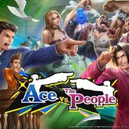 ガンホーとカプコン、『TEPPEN』で『逆転裁判』モチーフの新カードセット「Ace vs. The People」が登場!