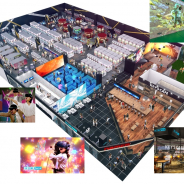 バンダイナムコ、「namcoイオンモール大日店」が新装オープン! AR・VR・MRの究極体験が楽しめるエンタメセンターへ進化