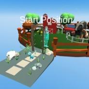 Psychic VR Labの制作ツールが「Google Poly」に対応 VR空間に数千種類以上の3DモデルのDLが可能に