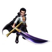 バンナム、『ONE PIECE サウザンドストーム』で名声イベント「鷹の目を持つ最強の剣士」を開始 シッケアール衣装の「ミホーク」獲得も